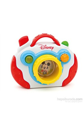 Disney Baby Mickey İlk Kameram