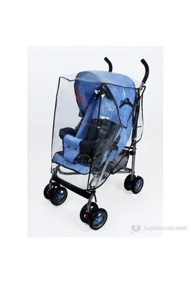 Bebeform Bebek Arabası Puset Yağmurluğu ve Rüzgarlık