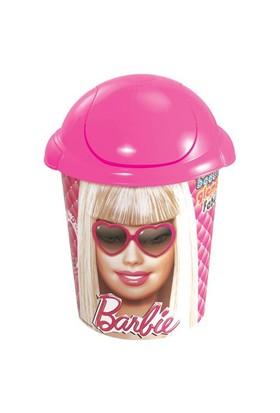 Barbie Deco Kapaklı Çöp