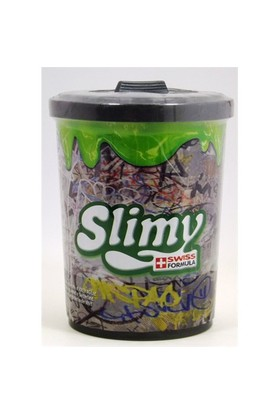 Slimy Çılgın Vıcıklar Çöp Bidonu Paketli