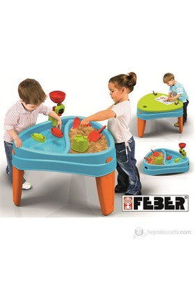 Feber Play Island Aktivite Masası