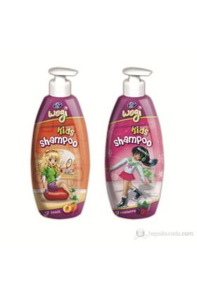 Uni Baby Wogi Kız Şampuan / 500 Ml