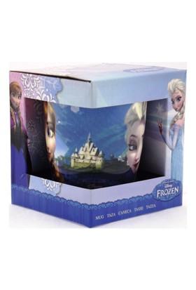 Disney Frozen Dısney Porselen Kupa Bardak Oval