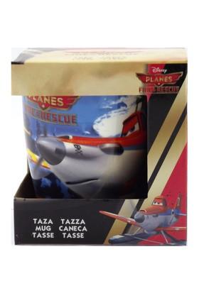 Dısney Porselen Kupa Bardak Planes Oval