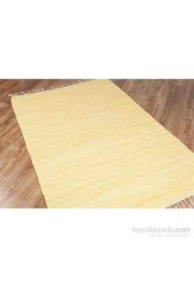 Esse Halı Gold Plain Kilim 120x180 cm
