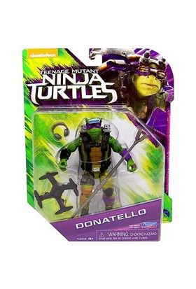 Ninja Kaplumbağalar Donatello Film Figür 12 Cm