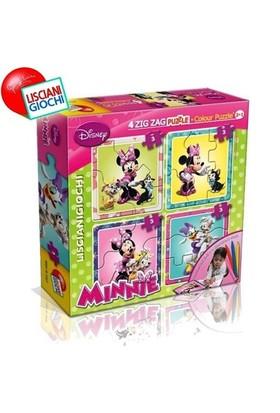 Lischiani Giochi Disney Minnie Puzzle