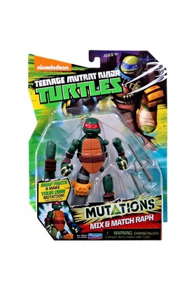 Ninja Turtles Mutasyon Aksiyon Figurler Raph