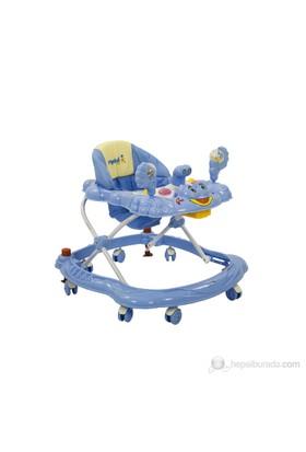 Crystal Baby W-1328 Spider Yürüteç / Mavi