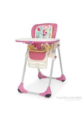 Chicco Polly Çift Kılıflı Mama Sandalyesi / Marine