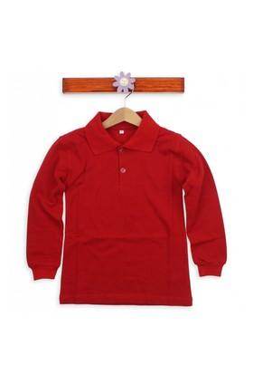 Modakids Uzun Kol Kırmızı Okul Lakos 019 - 9511 - 002