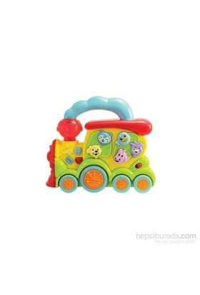 Prego Toys Wd 3635 Animal Train