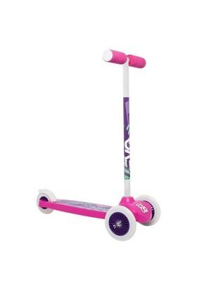 Evo 3 Tekerlekli Pembe Scooter