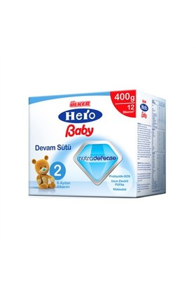 Hero Baby Nutradefense 2 Devam Sütü 400 gr