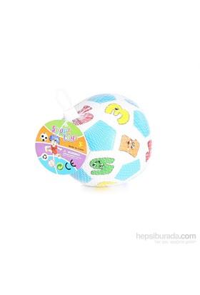 Baby&Toys Sayılı Yumuşak Çıngıraklı Top