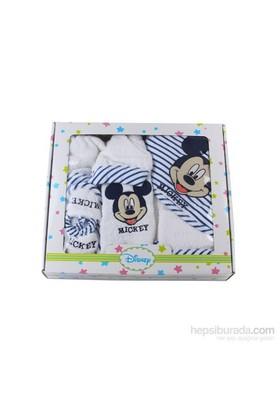 Disney Mickey Mouse Bornoz Seti / Erkek