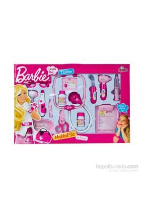 Barbie 14 Parça Büyük Doktor Seti