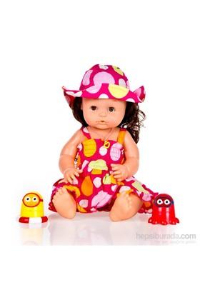 Kutulu Yaz Aksesuarlı Bebek