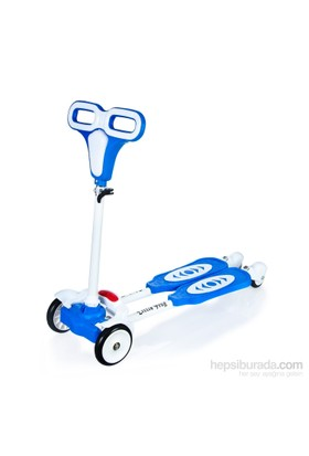 Makaslı Scooter Mavi