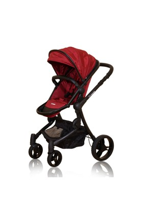 Premom Soho Bebek Arabası Wine Red