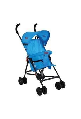 Babyhope Sc107 Baston Bebek Arabası Mavi