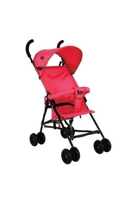 Babyhope Sc107 Baston Bebek Arabası Pembe