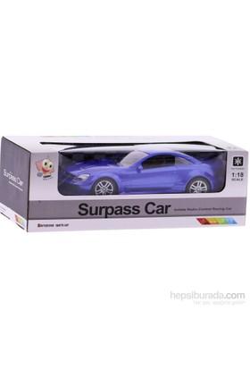 Mercedes Benzer Mavi Uzaktan Kumandalı Araba