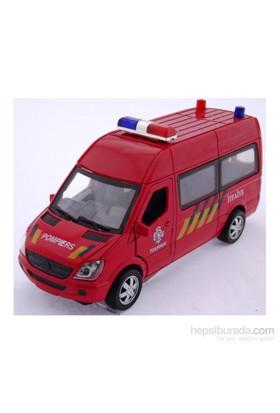 3/S Metal Minibüsler İtfaiye