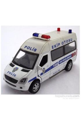 3/S Metal Minibüsler Polis Ekip Otosu