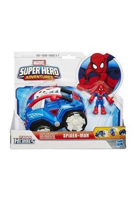 Playskool Süper Araç Ve Figür Spiderman