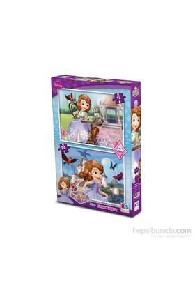 Ks Sofia Puzzle 2 In 1 12+24