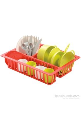 Ecoıffıer 17 Parça Sepette Mutfak Malzemeleri Seti