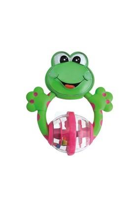 Chicco Eğlenceli Diş Kaşıma Çıngırağı-Kurbağa