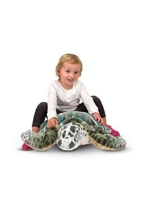 Melissa & Doug Dev Peluş Deniz Kaplumbağası