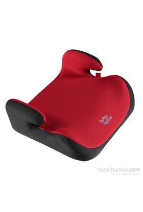 Baby&Plus Topo Comfort 15 - 36 Kg Oto Koltuğu Yükseltici - Kırmızı