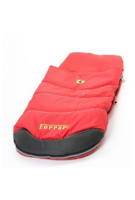 Ferrari Uyku Tulumu / Kırmızı