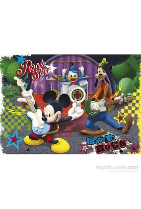 Clementoni The Rock Roll Band - 104 Parça Maxi Puzzle