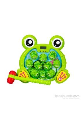 Çekiçli Sevimli Kurbağa Avlama Oyunu