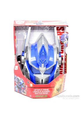 Transformers Optimus Prime Elektronik Maske