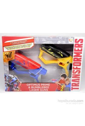Transformers Laser Silah İkili Paket