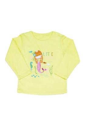 Modakids Wonder Kids Kız Bebek Uzun Kol T-Shirt 010-1300-001