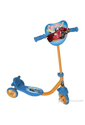Furkan Hot Wheels Frenli Scooter