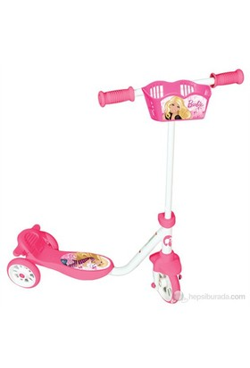 Furkan Barbie Frenli Scooter