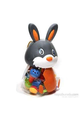 Vardem Vakumlu Kumb. Ördek - Tavşan Çıngırak Set