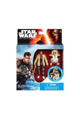 Star Wars Zirhli Figür Finn (Starkiller Base)