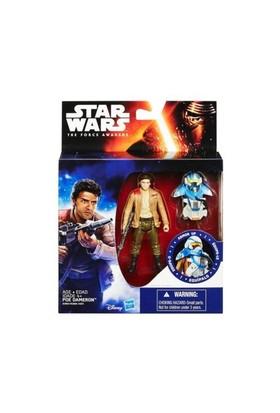 Star Wars Zirhli Figür Poe Dameron