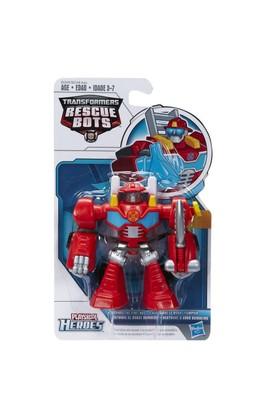 Trf Rescue Bots Rb Hareketli Figür Heat Wave The Fire Bot