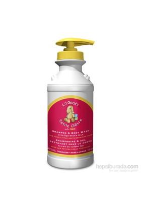 Lil Goat's Keçi Sütlü Şampuan & Body Wash 475 ml