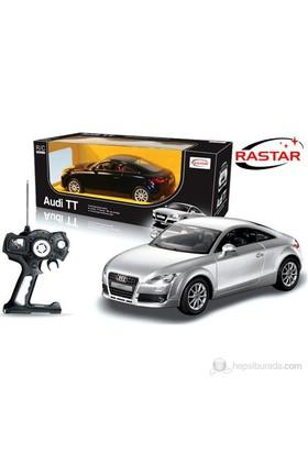 Rastar Audi TT 1:14 Ölçek Uzaktan Kumandalı Araç / Gri