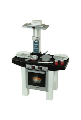 Bosch Oyuncak Mutfak Seti Ocak/Fırın/Aspiratör